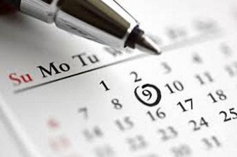 Ημερολόγιο Εκδηλώσεων