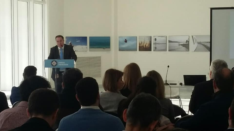 Mr. G. Markopouliotis, Head of the European Commission's Representation in Greece